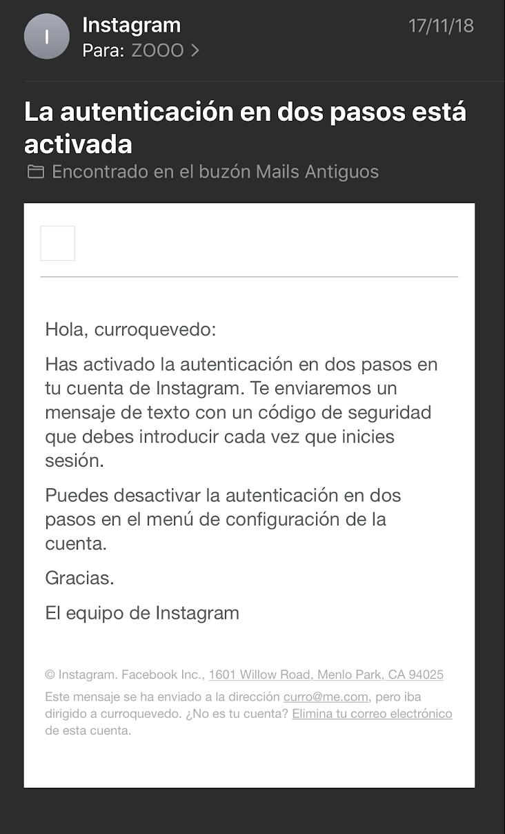 Cómo proteger tu cuenta de instagram de los hackers