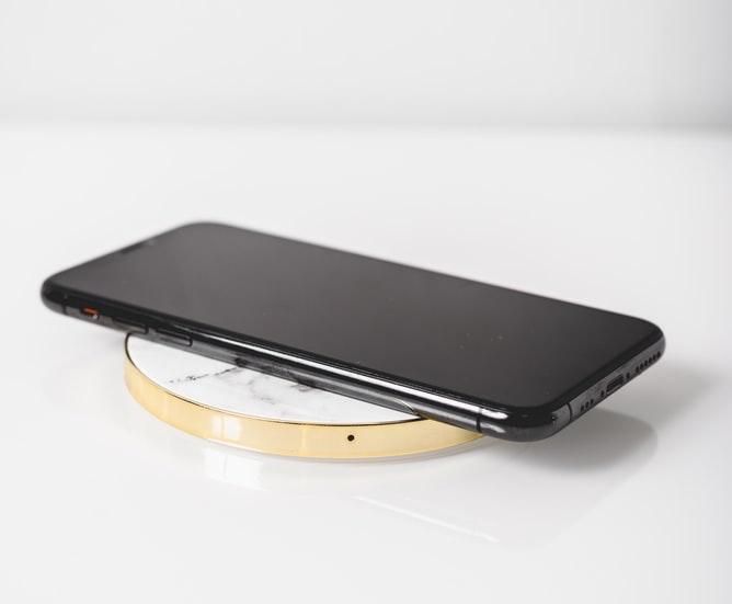 iPhone cargando