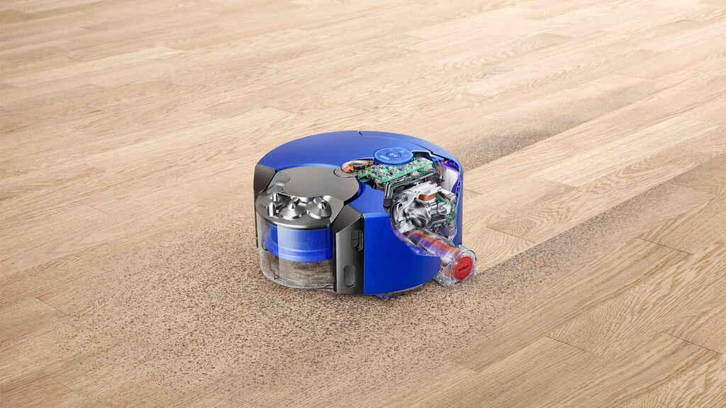 Robot aspirador dyson