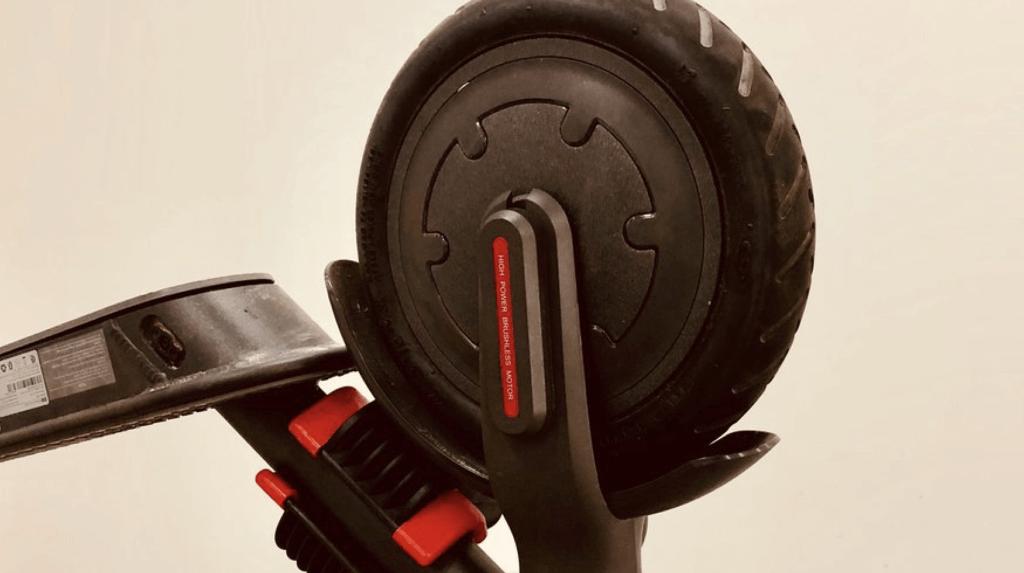 Pinchazo Xiaomi Mijia 365
