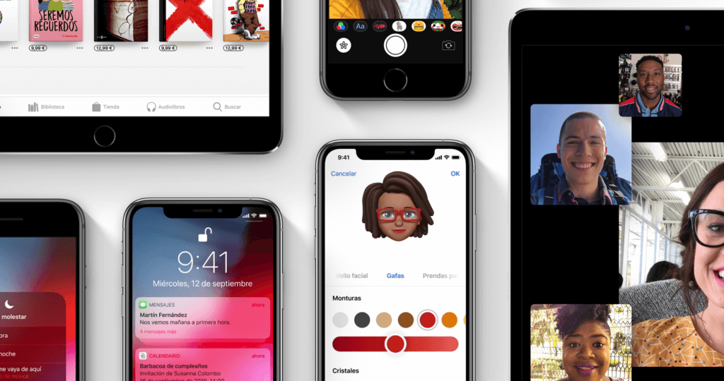 Actualizar a iOS 12 tú iPhone o iPad